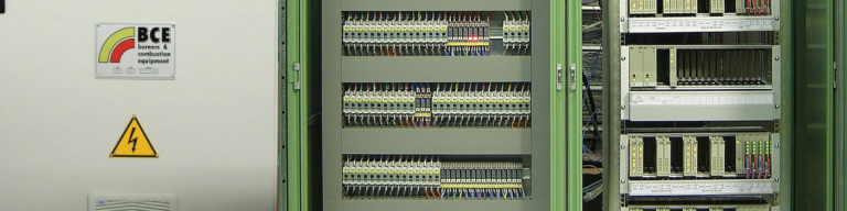 Burner Management System -  BCE Italia - Burners & Combustion Equipment