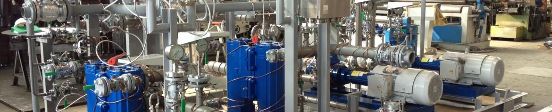 Assembled Oil Skids -  BCE Italia - Burners & Combustion Equipment