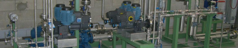 SNCR DeNOx Systems -  BCE Italia - Burners & Combustion Equipment